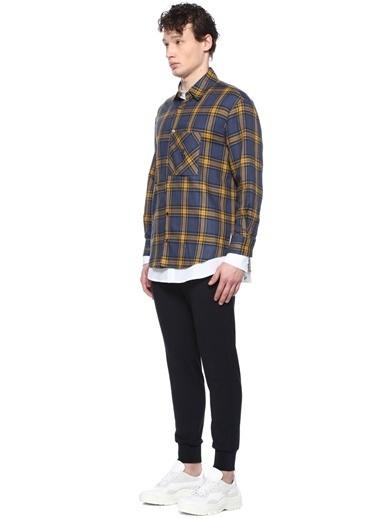 Wooyoungmi Pantolon Lacivert